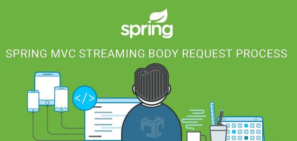 Spring Streaming Body Request Process