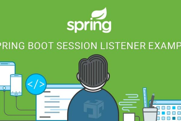 Spring Boot Session Listener Example