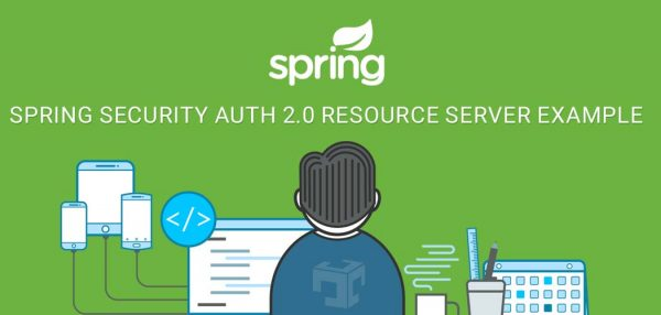 Spring Security Auth 2.0 Resource Server Example