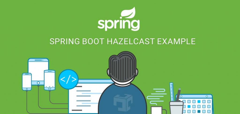 Spring boot hazelcast example