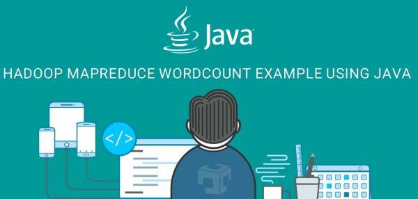 Hadoop MapReduce WordCount example using Java
