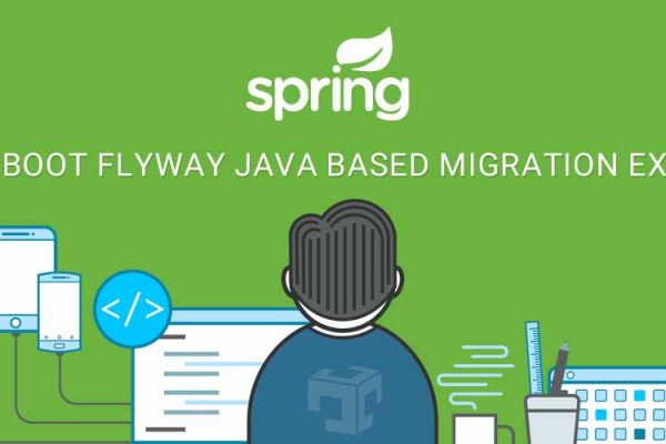 Spring boot Flyway Java Based Migration Example