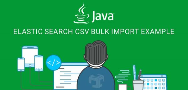 Elastic Search CSV Bulk Import Example