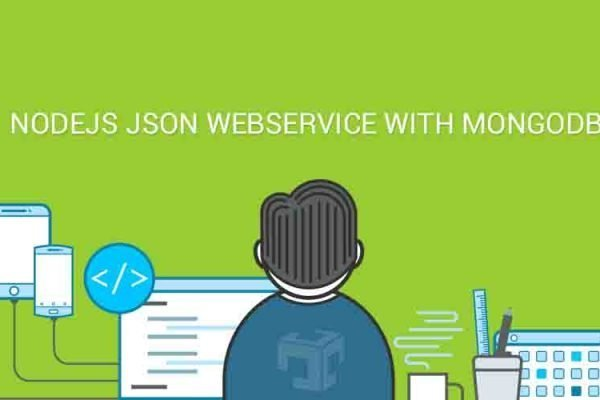 NodeJS JSON WebService With MongoDB