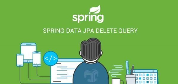 Spring Data JPA delete query